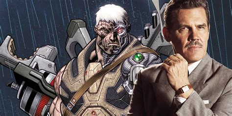 who plays cable in deadpool 2 deadpool 2 josh brolin cast as cable screen rant