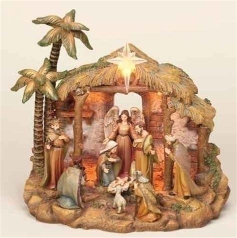 13 piece woodland inspirations bethlehem christmas