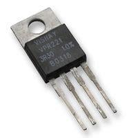 precision resistor farnell y092610r0000t9l vishay foil resistors through resistor 10 ohm 300 v to 220 8 w 177 0 01