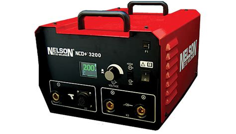 nelson capacitor discharge welder new technologies for stud welding 2014 04 01 assembly magazine
