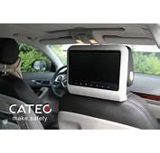 Araba Koltuğu Geri DVD Oynatıcılar / Honda Accord