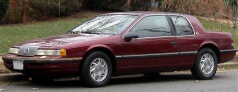 how things work cars 1991 mercury cougar free book repair manuals file 89 90 mercury cougar jpg wikimedia commons