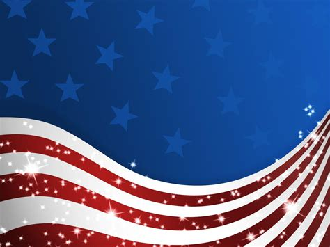 american flag powerpoint template free patriotic backgrounds wallpaper cave