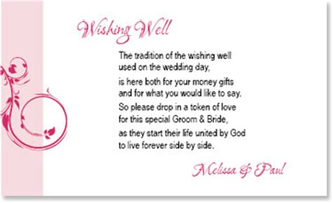 wishing well wedding shower invitations both wishing well and gift registry wording gift ftempo