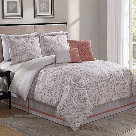 bed bath and beyond comforters on sale haven 6 piece comforter set bed bath beyond
