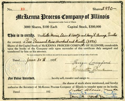 seda company company certificates