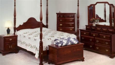 colonial bedroom furniture amish bedroom furniture