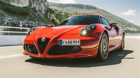 2015 alfa romeo 4c review carsguide