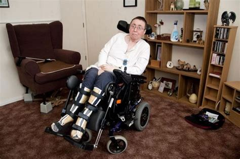 Chair Bound by Wheelchair Bound Erdington Patient Forced To Give Up