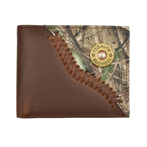 Rodeo Home Decorative Pillows by Justin Mens Outdoor Bifold Wallet