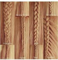 names of different hair braids different types of braids you can try hair styles