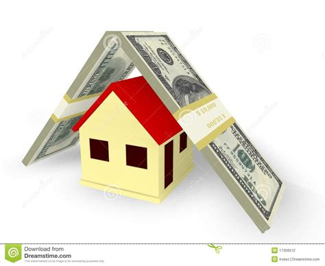 mortgage house house mortgage stock photography image 17356512