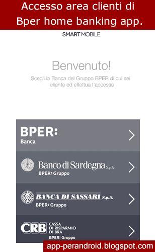 bper smart mobile app android bper smart mobile app home banking