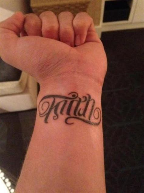small faith wrist tattoos faith wrist tattoos designs ideas and meaning tattoos