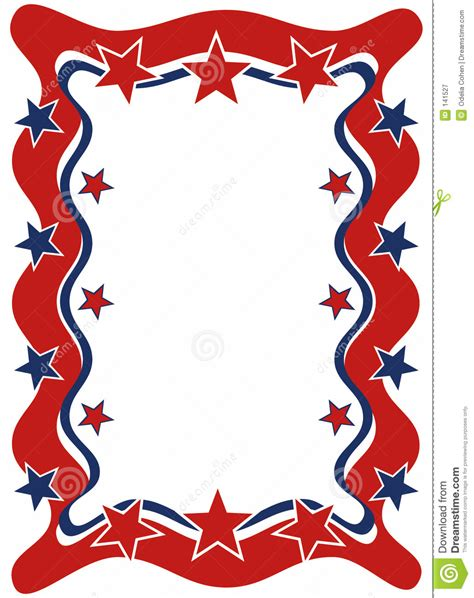 fourth of july clip free fourth of july borders clipart