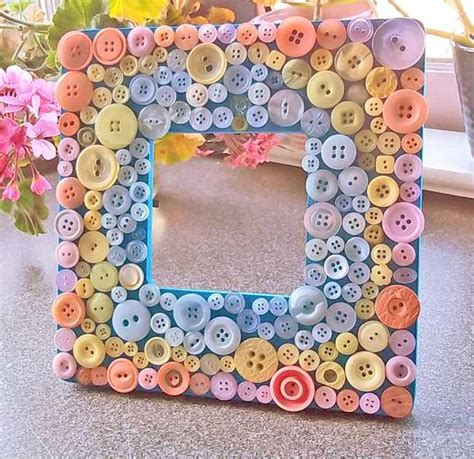 button diy ideas to make beautiful button crafts