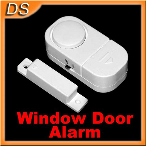new wireless home security alarm systems door window entry