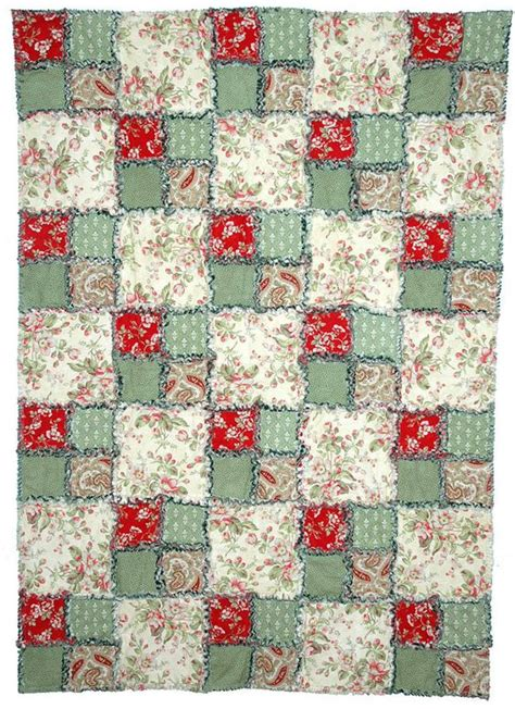 Free Rag Quilt Pattern rag quilt quilt patterns and rag quilt patterns on