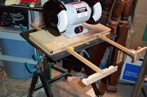 sharping tools lathe tool sharpening jig badger woodworks