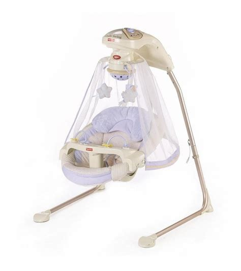 papasan swing starlight fisher price starlight papasan cradle swing
