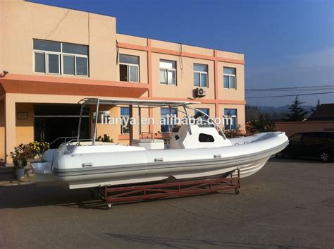 Cheap Cabin Boats For Sale liya 8 3m cabin rib boat cheap rigid boats for