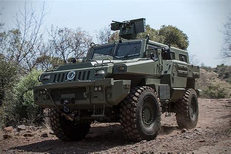 paramount marauder marauder mine proof armored vehicle hiconsumption