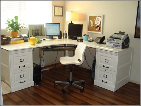 desk with filing cabinet drawer file cabinet design white desk with file cabinet white