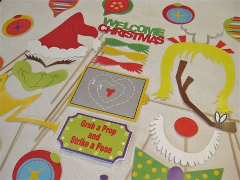 grinch christmas party props 511 best grinch images on