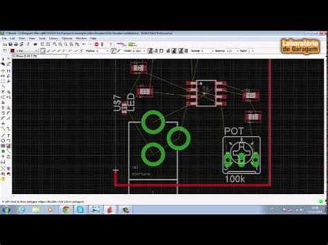 eagle layout editor video aula criando crcuito parte 1 como desenhar circuito eagle v 237 deo aula parte 1 doovi