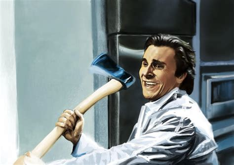 Patrick Bateman Meme - image 323144 patrick bateman with an axe know your