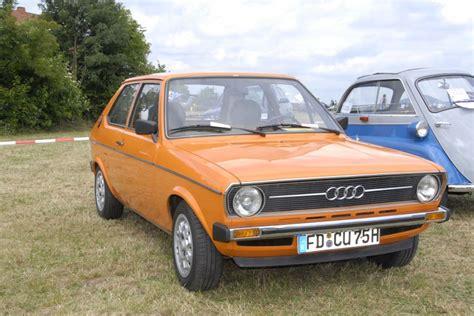 Audi Fulda by Audi 50 Steht In Der Oldtimerausstellung In Fulda Harmerz