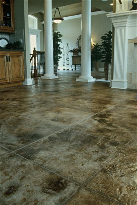 acid stained concrete contractors leaders  greater