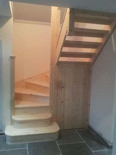 Winder Stairs Design Clerkenwell Roof Extension Renovation Contemporary Staircase Robert