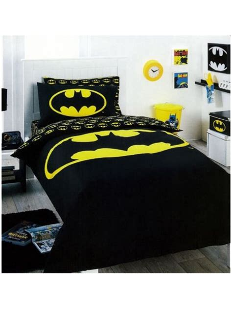 batman quilt cover set http www kidsbeddingdreams com
