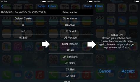 Harga Termurah Rsim Pro 9 R Sim 9 Plus Unlocked Iphone Ios 8 X X турбосим r sim 9 pro для разблокировки iphone 5 5c 5s с ios7