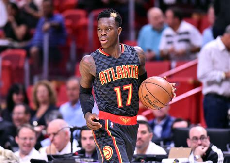 the hawks atlanta hawks dennis schroder is the present and the future
