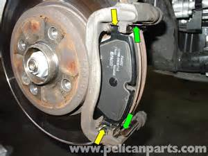 Brakes For Mini Cooper Mini Cooper Brake Pad Replacement R50 R52 R53 2001 2006