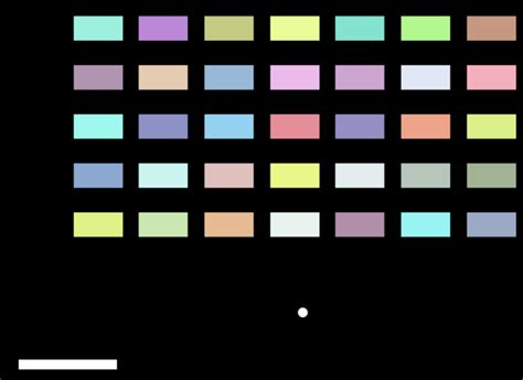 js pattern for name brick breaker game with javascript html canvas