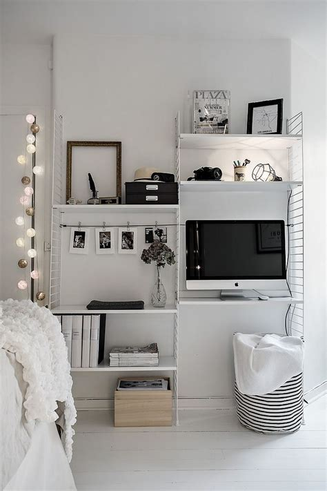9 essentials for a perfectly organized living room pulp 17 best ideas about small bedroom storage on pinterest