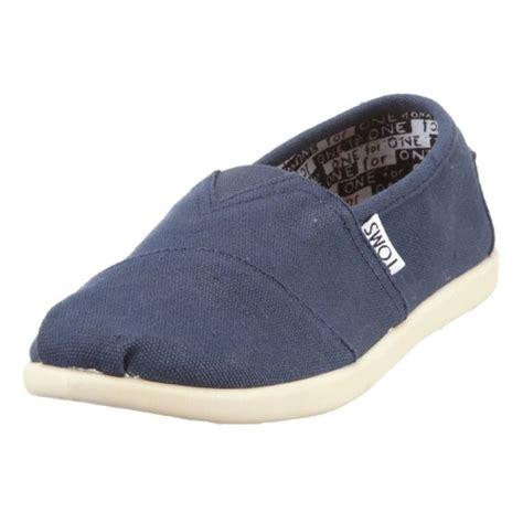 Jr Shoes Brand Original Bhn Kanvas toms classics canvas youth shoes world shoeskids