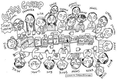 how to do a doodle meeting comics gosh 161 p mcintyre