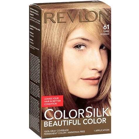 Revlon Hair Color the gallery for gt revlon colorsilk medium rich brown