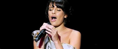 Lea Standart which barbra streisand standard should lea michele sing