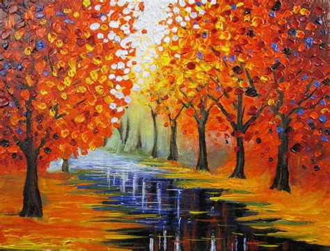 paint with a twist orange park lesson how to paint an easy leonid afremov inspired