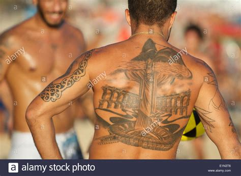 brazilian tattoo of stock photos of stock