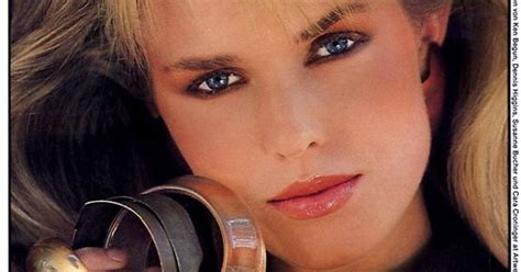 Sho Vs Sassoon by Yolanda Foster When She Was Modeling Yolanda Foster