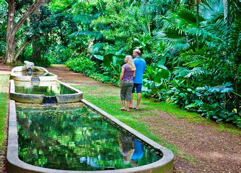 National Tropical Botanical Gardens Kauai National Tropical Botanical Garden Kauai Kauai Botanical Garden
