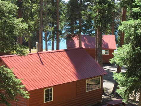 thunder mountain lodge modern cabins snowmobile tours