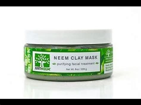 Neem Mask For Detox Acne by 227 Curly Method Cleansing Series Neem Clay Mask