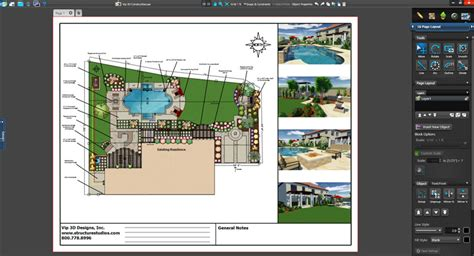 Professional Landscape Design Software Vizterra 2 0 Overview 3d Pool And Landscaping Design Software Overview Vip3d